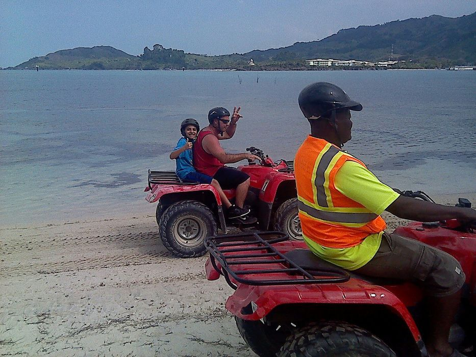 Marysol Tours - ATV Quad Tour at Maimon Amber Cove Shore Excursions