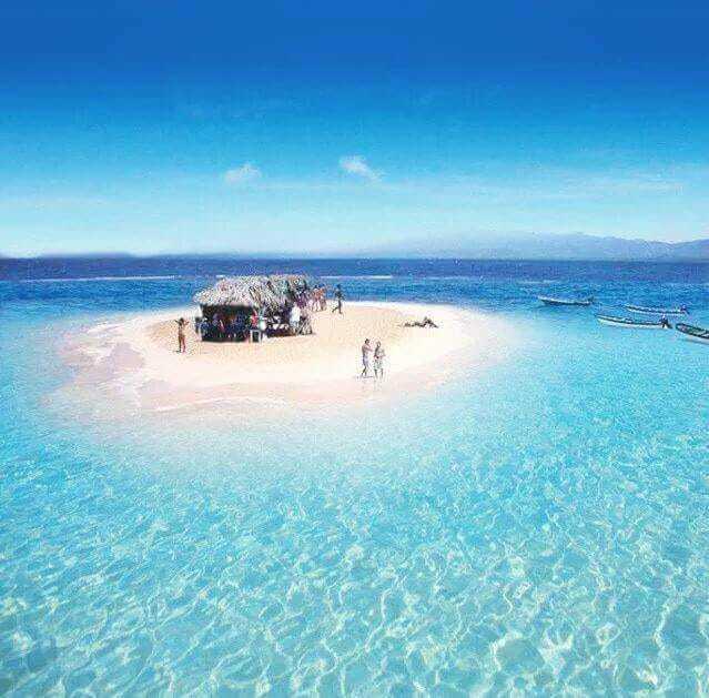 Paradise Island Beach (Cayo Levantado, Cayo Arena) - Marysol Tours